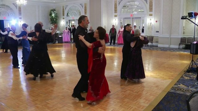 Ballroom dancers waltz their way to Roanoke for the Star Ball Dance Challenge