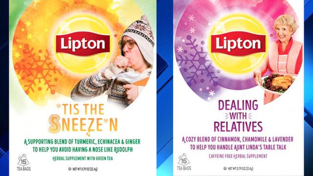 """Lipton introduces """"Reali-teas"""""""