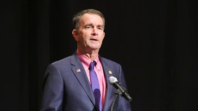 Gov. Ralph Northam holds Cabinet meeting after historic election