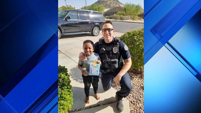 Arizona boy calls police to order a McDonald's Happy Meal