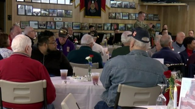 Lynchburg veterans honored in 21st annual luncheon