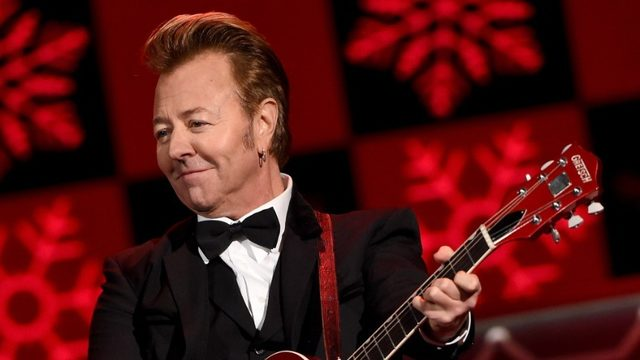 Brian Setzer cancels Lynchburg performance due to severe case of tinnitus