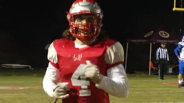 Lord Botetourt's Rice continues comeback with Week 11 honors