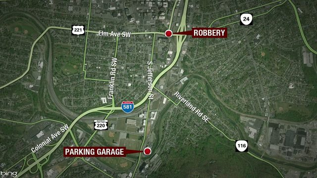 Roanoke police: Man rear-ended woman, then stole her purse and drove off
