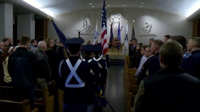 Cadets, community honor veterans at Virginia Tech ceremony