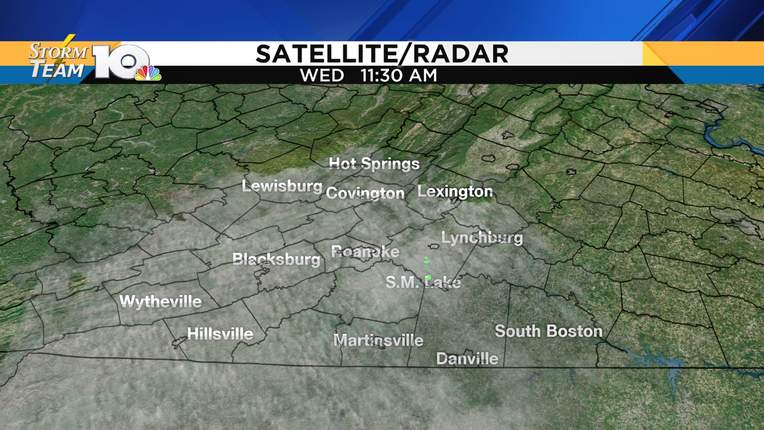 Weather Radar For Leesburg Va
